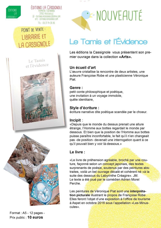 REVUE DE PRESSE JUILLET 201812